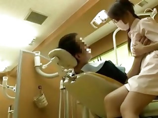 Japanese Dentist Seduce Patient 2of3