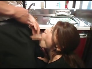 Young wife and young mother-in-law scene 5(censored)