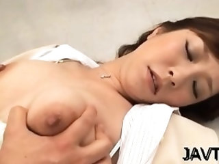 Naughty hotty sure needs the penis in her love holes