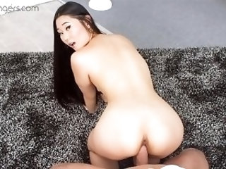 VR Porn - Asian Babe Gives Pleasure For ur Dick