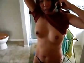This Chinesse MILF was really hungry for my nice hard cock and she kept pleading  me to fuck her hairy cunt