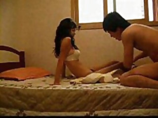 AAAAA SEXY LADY. Korean sweetheart is not alone in this amateur sex video, she is being fucked in her hairy pussy and loving it more than we know. Wat