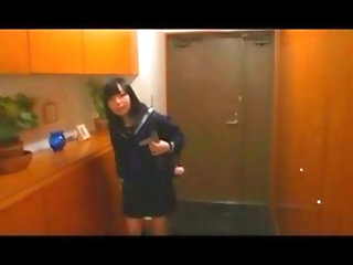 Japanese Lesbian Teacher Seduces Schoolg...